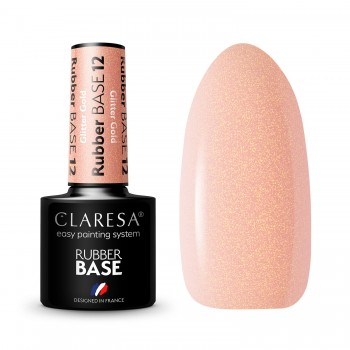 CLARESA RUBBER BASE 12 5 ml