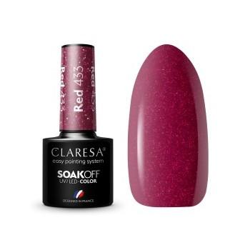 CLARESA RED 433 5ml