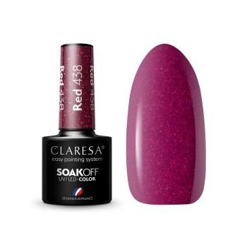 CLARESA RED 438 5ml