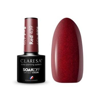 CLARESA RED 439 5ml