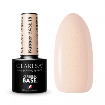 CLARESA RUBBER BASE 15 5 ml