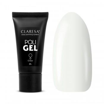 CLARESA POLY GÉL CLEAR 60g