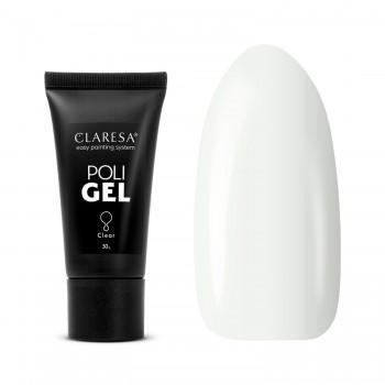 CLARESA POLY GÉL CLEAR 30g