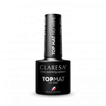 CLARESA TOP MATT NO WIPE 5 ml