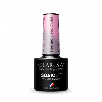 CLARESA THERMO DEEP VIOLET 5ml