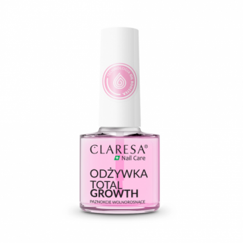 CLARESA NAIL CARE TOTAL GROWTH